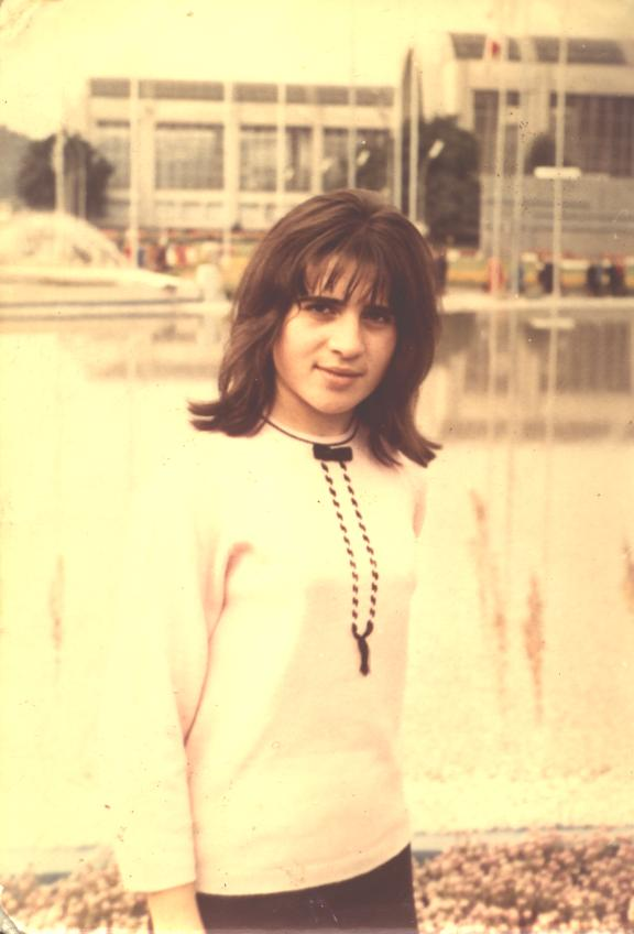 μαθήτρια Λυκείου, Ιεσενίκ, 1964
